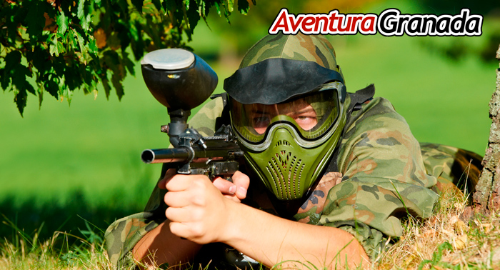 foto paintball